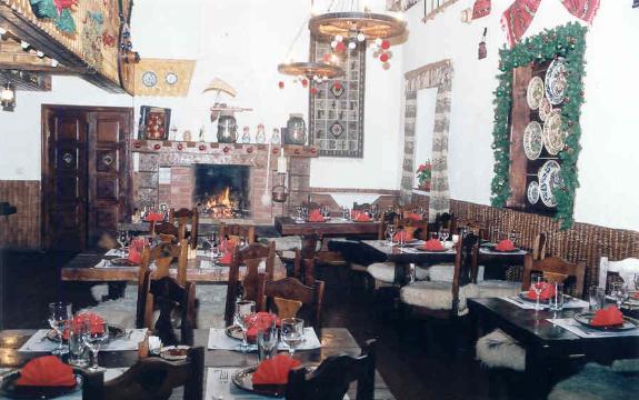 Casa Romaneasca Restaurant