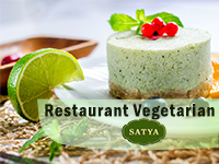 Restaurant raw vegan si vegetarian