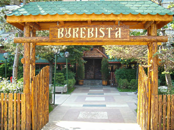 BUREBISTA Restaurant