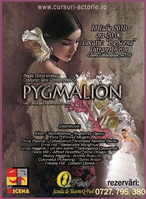 PYGMALION1 Pygmalion@La Scena
