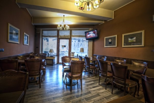 Bari Lounge Restaurant