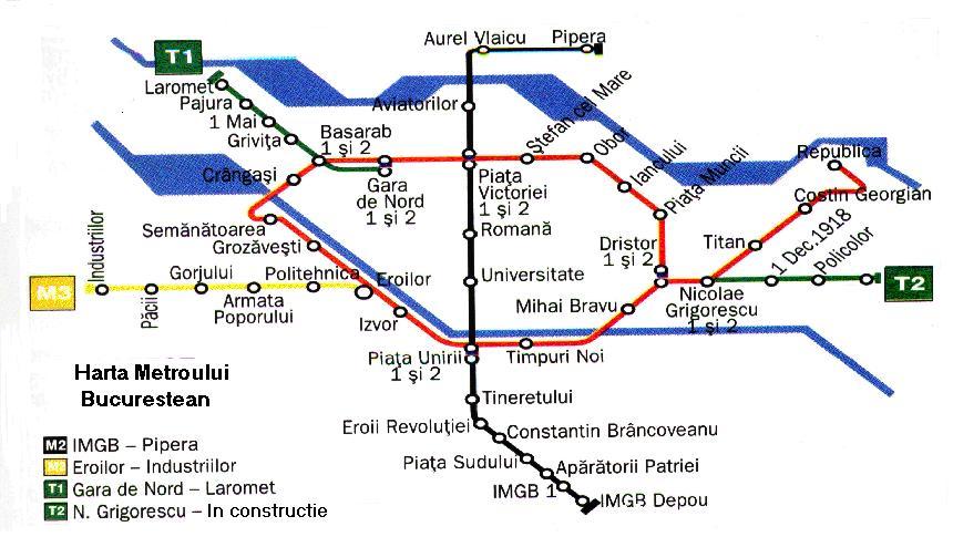 Statii de metrou