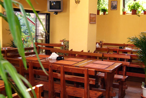 CASA JIENILOR Restaurant
