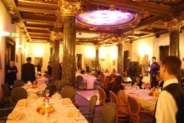 Casa Vernescu Restaurant