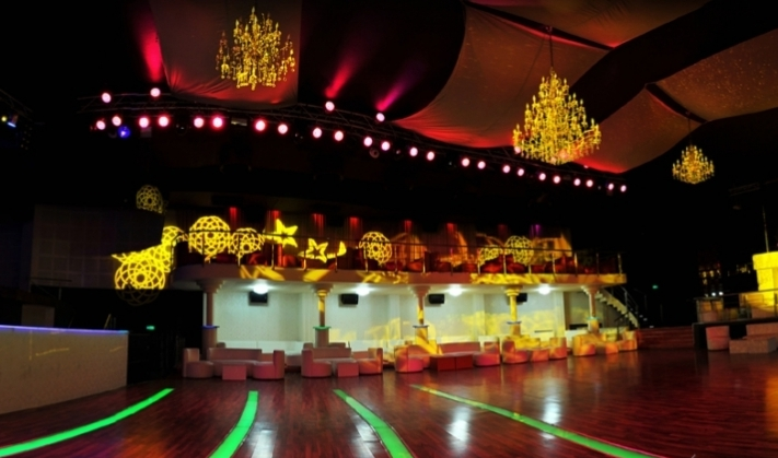 Jet Set Events Hall