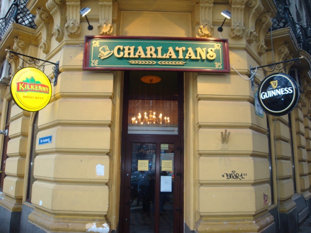 Charlatans Irish Pub