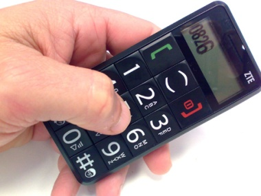 Orange Romania lanseaza un telefon dedicat seniorilor