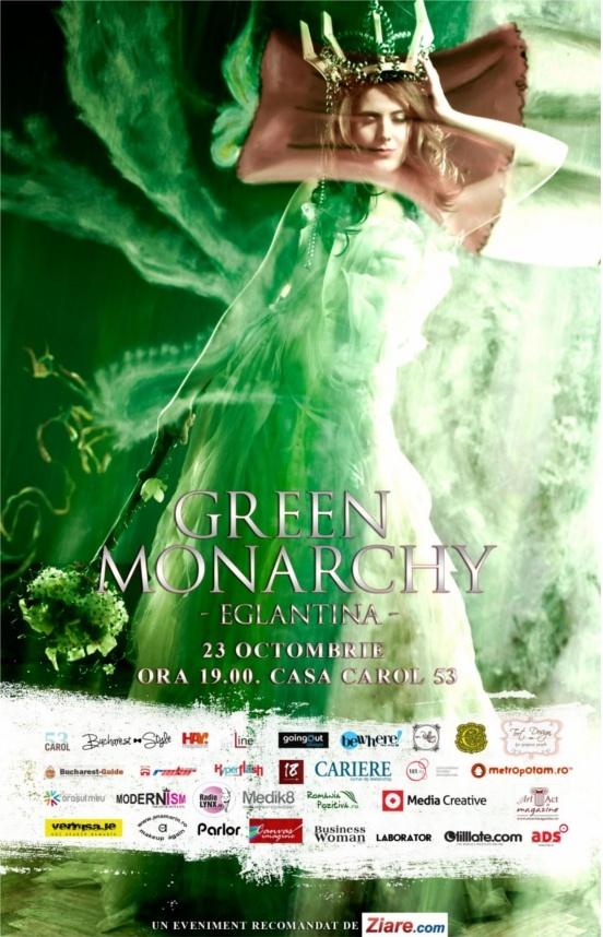 Green Monarchy - Eglantina