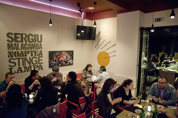 Restaurant Malagamba s-a redeschis!