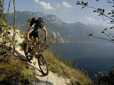 Concurs de mountainbike la Sinaia