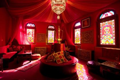 Ramayana Cafe - escapada orientala