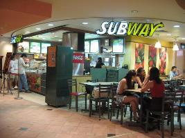 Restaurant fast food Subway in Bucuresti