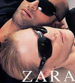 Zara - fashion store
