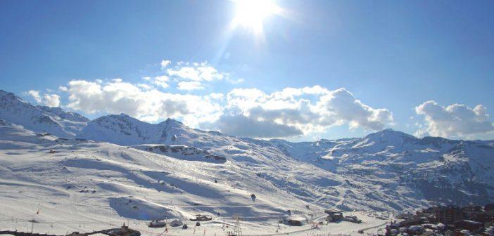 Unde mergem la ski, in Franta