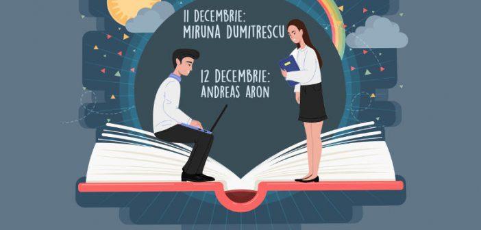 PR Tea & AD Cookies, despre CSR: cu Miruna Dumitrescu si Andreas Aron